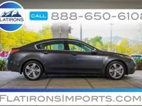 Flatirons Imports is offering this 2013 Acura TL