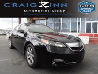 New Arrival! This 2013 Acura TL Tech will sell fast