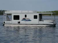 2013 Adventurer Pontoon Houseboat-12' x 38' with