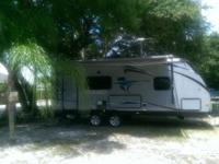 Only used 5 times like New Dutchmen RV Aerolite Travel