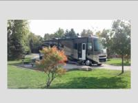 2013 Tiffin Allegro Open Road 34TGA Interior Raven,