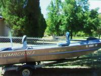 Great Boat!! 2013 ~ 14ft Alumacraft, double well, comes