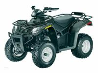 Make: Arctic Cat Year: 2013 Condition: New RUGGED ENRTY