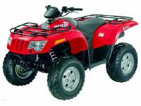 Make: Arctic Cat Year: 2013 Condition: New 4 stroke!