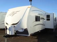 2013 Arctic Fox 25P Four Season Travel Trailer, This