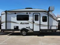 2013 Ascend RV A191RB 2013 Ascend 191RB Travel Trailer