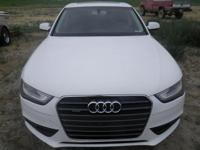 8-Speed Automatic with Tiptronic, quattro, Leather.