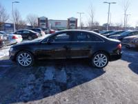 Options:  2013 Audi A4 2.0T Quattro Premium Plus|Awd