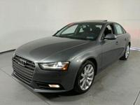 **POWER SUNROOF/MOONROOF**, **HEATED SEATS**, A4 2.0T