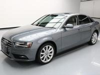 This awesome 2013 Audi A4 4x4 comes loaded with the