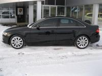 *Priced below Market!* *This 2013 Audi A4 Premium Plus