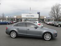 This 2013 Audi A4 2.0T quattro Premium might be just