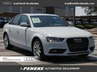 Audi Certified, CVT Multitronic, and Brown-Black