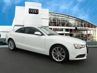 This Economy Certified 2013 Audi A5 Premium Comes with