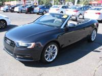 The Audi Cabriolet 2.0T quattro Tiptronic is mid sized