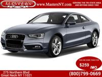 This Incredible Grey 2013 Audi A5 2.0T Premium Plus
