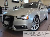 Options:  2013 Audi A5 2.0T Quattro Premium Plus