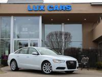 JUST TRADED SUPER CLEAN 2013 AUDI A6 2.0T PREMIUM PLUS