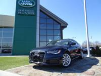 Very nice condition 1-owner very low-mileage 2013 Audi