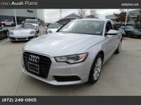 This 2013 Audi A6 3.0 T Premium Plus is provided to you
