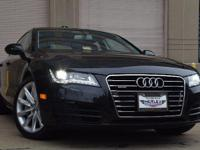 This Audi A7 is reliable and stylish. It will ease your