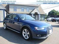 PREMIUM KEY FEATURES ON THIS 2013 Audi allroad include,