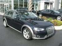 This 2013 Audi allroad 4dr 4dr Wgn Premium Plus AWD