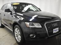 Check out this gently-used 2013 Audi Q5 we recently got