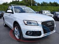 One-Owner Local Trade-in!!. Q5 2.0T Premium Plus