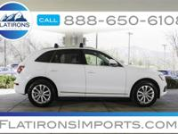 Flatirons Imports is offering this 2013 Audi Q5 2.0T