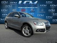 Q5 3.0T Prestige, Carfax One Owner!, *Local Trade, Not
