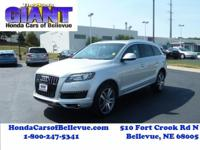 Check out this gently-used 2013 Audi Q7 we recently got