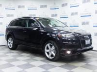 Looking for a clean, well-cared for 2013 Audi Q7? This