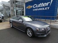 Huge Labor Day Sale Going On Now. 2013 Audi S4 3.0T