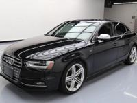 2013 Audi S4 with 3.0L Supercharged V6 Engine,Automatic