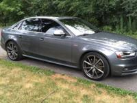 Beautiful 2013 Audi S4 Premium Plus Quattro S-Tronic