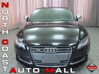 2013 AUDI TTS S Tronic Prestige Coupe AWD- All-wheel