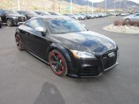 TT RS 2.5 quattro, 2D Coupe, 2.5L 5-Cylinder TFSI