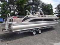 Only 6 OF 9 2013 Avalon Tri-Toons and Pontoons are