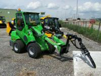 2013 Avant 640 2013 AVANT 640 Mini Wheel Loader Loaders