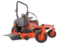 Lawn Mowers Zero-Turn Radius Mowers. Half inch steel