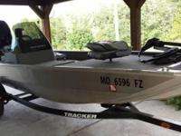 2013 Bass Tracker Pro 160 Boat is located in