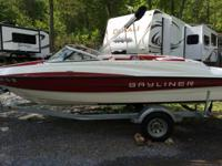 Red & White, Mercruiser 3.0 L 135hp, preferred devices