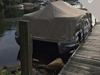 - Stock #56013 - Don't wait on this family fun pontoon.