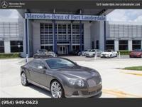 2013 Bentley Continental GT Speed. Our Location is: