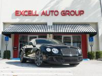 Introducing the 2013 Bentley GT Speed Edition. Have you