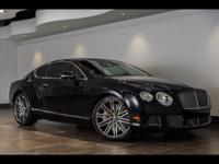 This 2013 Bentley Continental GT Speed is featured in