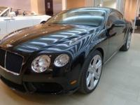 New 2013 Bentley Continental GT V8 Coupe in Beluga with