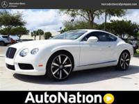 2013 Bentley Continental GT V8 Our Location is: