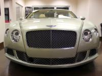 You are viewing a 2013 Bentley Continental GTC with a